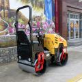 New model double drum hydraulic vibratory mini road roller New model double drum hydraulic vibratory mini road roller
