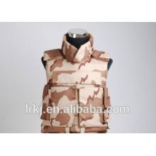 AK47 Porteur tactique militaire de combat balistique à l'épreuve des balles avec armure et protecteur d'épaule