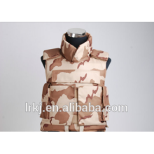AK47 Plate Carrier Military Tactical Combat Ballistic Bulletproof Armor Vest with Collar and Shoulder Protector
