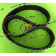 FT722 Эскалатор Poly Belt L = 1943 мм 80071100/80070400
