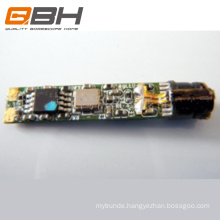 QBH 1/10 color cmos image sensor, mini camera module