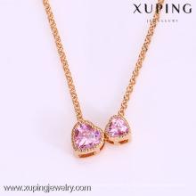 41948-Xuping мода высокое качество и новый дизайн ожерелье