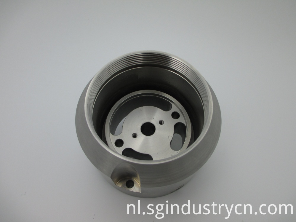 Aluminum Tooling Machining Fixtures