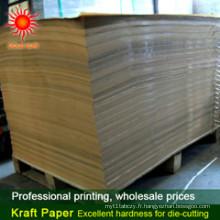 Papier de revêtement de PE de Mg en rouleau pour l'emballage de sucre