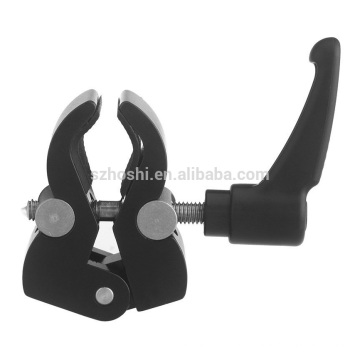 Universal Camera Magic Friction Arm Small Super Clamp Crab Pliers Clip Small-size