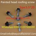 Roofing Screw Ruspert Self Drilling Screw Wall Screw