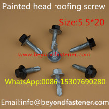 Roofing Screw Ruspert Self Drilling Screw Wall Screw