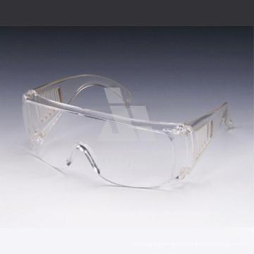 Eye Protective Anti Fog Chemical Splash Bifocal Clear Lens Safety Glasses Goggles