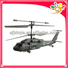 3ch Blackhawk RC Helicopter with GYRO