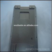 Mecanizado CNC a medida componentes / piezas de titanio 100% puro, piezas de titanio cnc mecanizado servicio Fabricante