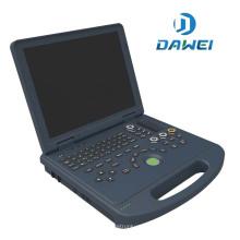 ДГ-С60 портативный ноутбук 3д 4Д блок развертки ультразвука doppler цвета ультразвука оборудования