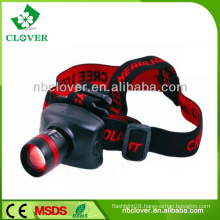 Super bright 1W or 3W LED CL0902 high power led headlamp