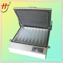 Unidade de exposição de serigrafia, unidade de exposição UV, unidade de exposição com vácuo