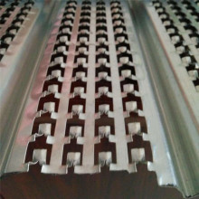 Hot mencelupkan Galvanized Hy Rib Lath Panel