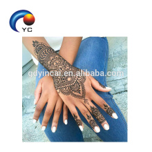 etiqueta de tatuagem de noiva mehndi stencils