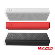 16000mAh poder Packs banco de potência portátil para telemóvel