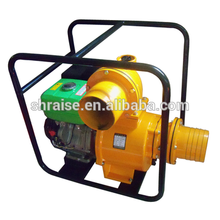 Mejor precio Portable agricultura de riego, un solo cilindro, 4 tiempos, la bomba de aire de gasolina BOMBA