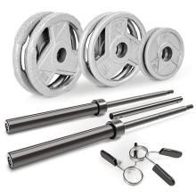 Custom Cast Iron Standard Weight Plates