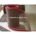 Correia transportadora de malha aberta de fibra de vidro revestida de teflon / PTFE