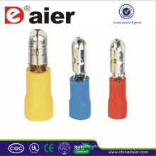 Bullet Shaped Male Pre-Insulating MPD Series Wire Terminal
