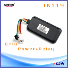GPS Tracker for Car with GPIO Customization