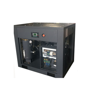 8 bar 15HP / 11 KW electric direct drive lubricant air compressor