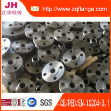 Bon prix de bride de Joint de recouvrement en acier inoxydable en alliage carbone
