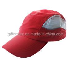 Moda de poliéster de microfibra de ocio al aire libre Hat Cap Deporte (TRCCS005)