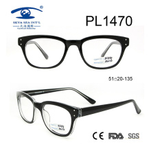 2017 New Design PC Eyeglasses (PL1470)