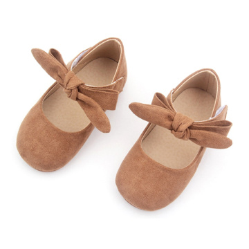 Colorful Beauty bowknot baby comfortable shoes