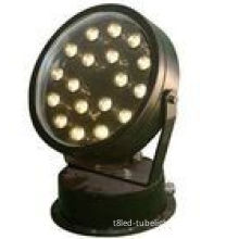 12w Cree Led Underwater Lights , Led Color Changing Pool Light