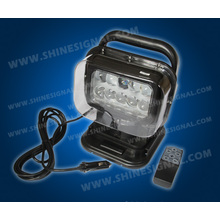 Remote Control Searching Spot LED Light (WS01)
