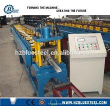 Machine de formage de rouleaux à galons galvanisés