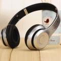 Estéreo tocar música sem fio bluetooth alto-falante fone de ouvido
