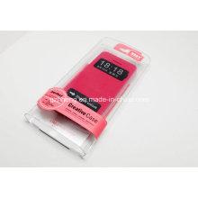 Caixa de embalagem clara transparente por atacado para caixa do telefone móvel (hh020)