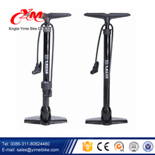 2017 New design top quality best floor pump/pump for bike tires and ball /Yimei OEM good bike pump