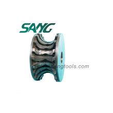 CNC Diamond Profiling Wheels (SA-017)