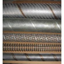 Edelstahl perforiert Metallfilter Tube