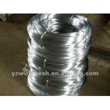 12 gauge electro galvanized iron wire manufacture
