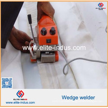 PVC Geomembrane Wedge Soldering Welder