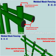 С ПВХ покрытием двойной проволоки забор/забор 868