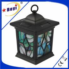 Lumière de jardin, LED, lampe, lampe solaire, populaire
