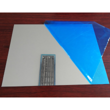 Fluorescent light cover laminated aluminum mirror sheet