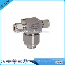 Filtre à eau industriel à pression manuelle