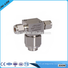 Filtro de água industrial de pressão manual
