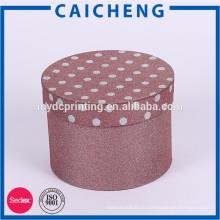 Обслуживание OEM горячая продажа специальный цвет бумажная коробка цилиндр для настоящего