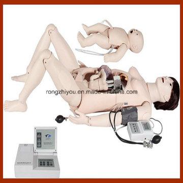 Simulador de emergencias de parto y maternidad y neonatal