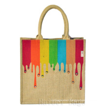 Environmental Protection Jute Shopper (hbnb-49)