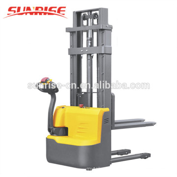 full-automatic electric stacker forklift
