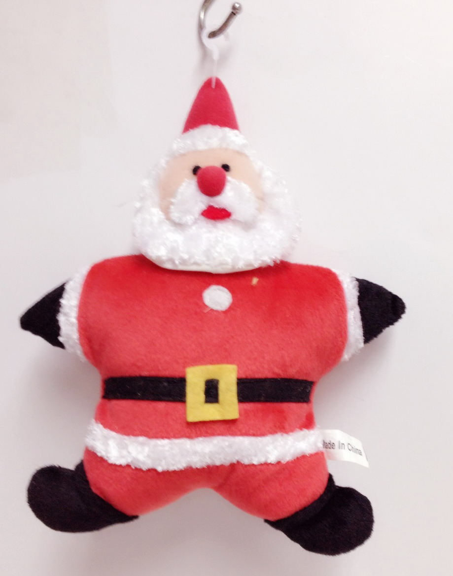 Santa Claus Pet Toy